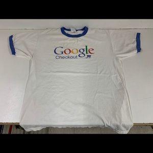 Vintage google shirt
